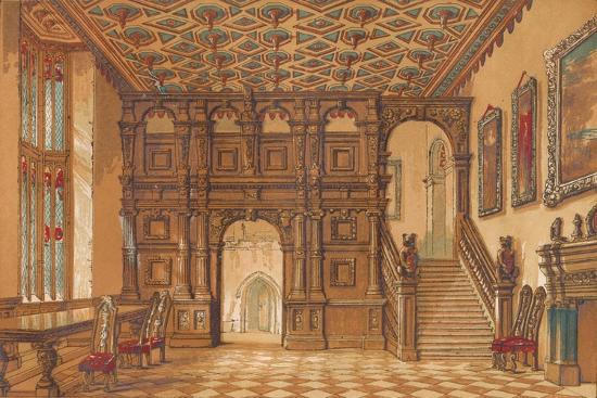 'Methley Hall', c1845, (1864)-Unknown-Giclee Print