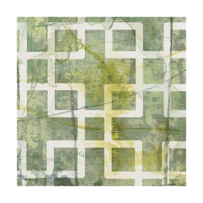 Metric Link VIII-Jennifer Goldberger-Art Print