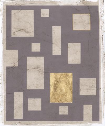 Metro Edge II-Vanna Lam-Art Print