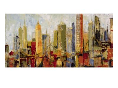 Metro Heights-Dupre-Premium Giclee Print