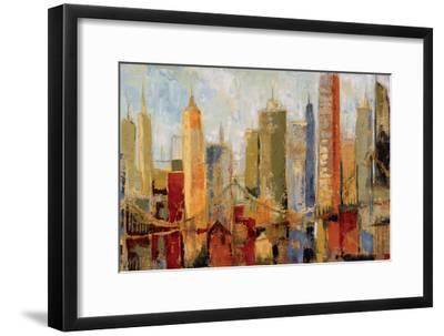 Metro Heights-Dupre-Framed Premium Giclee Print