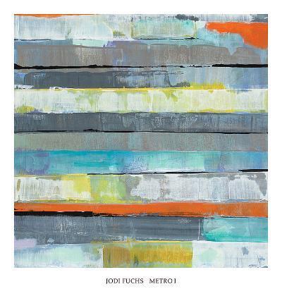 Metro I-Jodi Fuchs-Art Print