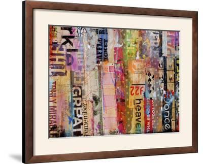 Metro Mix 21 III-Erin Ashley-Framed Photographic Print