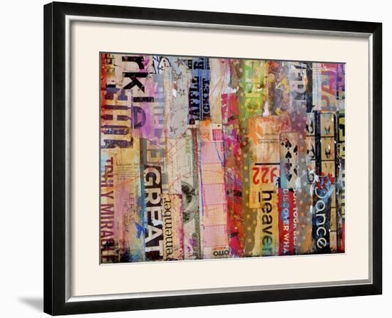 Metro Mix 21 III-Erin Ashley-Framed Photographic Print
