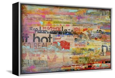 Metro Mix I-Erin Ashley-Framed Canvas Print