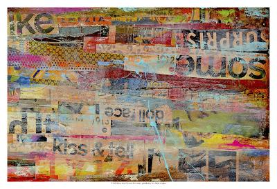 Metro Mix II-Erin Ashley-Art Print
