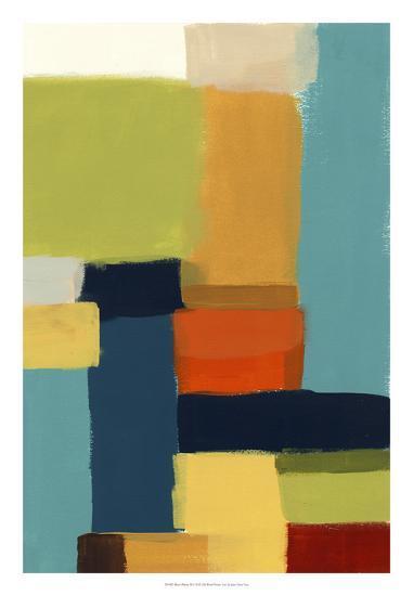 Metro Palette II-Erica J^ Vess-Giclee Print