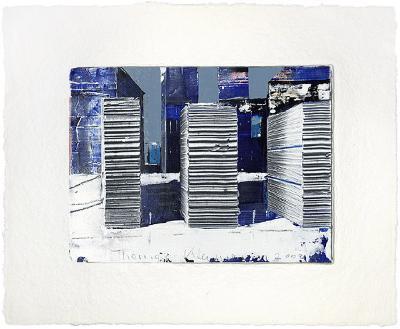 Metropole-Thomas Kleemann-Collectable Print