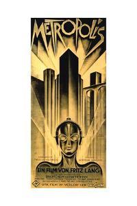 Metropolis, 1927, Directed by Fritz Lang