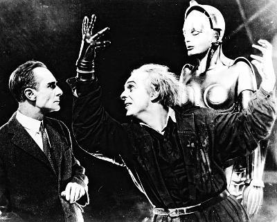 Metropolis (1927)--Photo