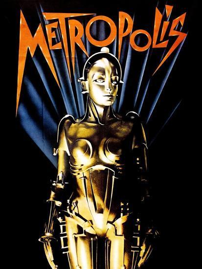 Metropolis, 1927--Giclee Print