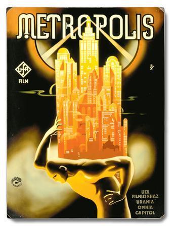 Metropolis 1928 Movie