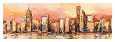 Metropolis I-Luigi Florio-Art Print