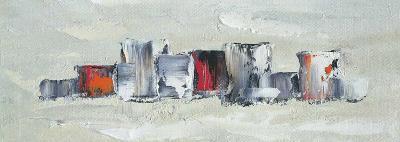 Metropolis IV-Davide Pagani-Art Print