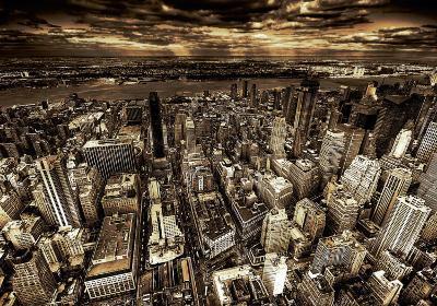 Metropolis-Michael Felmann-Art Print