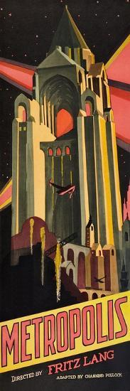 Metropolis--Art Print