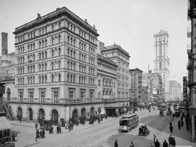Metropolitan Opera House, New York City, C.1905--Photographic Print