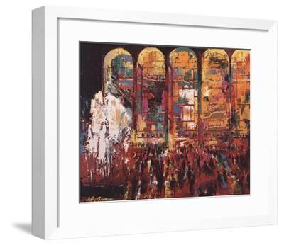 Metropolitan Opera-LeRoy Neiman-Framed Collectable Print