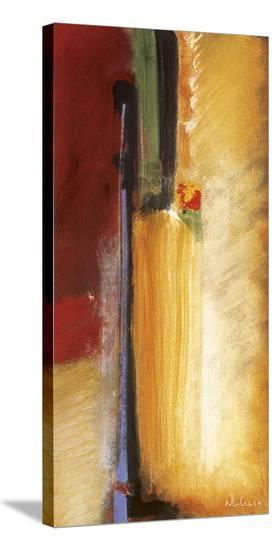 Metropolitan-Noah Li-Leger-Stretched Canvas Print