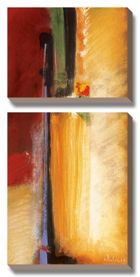 Metropolitan-Noah Li-Leger-Canvas Art Set