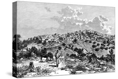 A Kabyle Village, North Africa, 1895