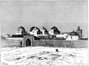 The Mosque of the Swords, Kairwan, C1890 by Meunier