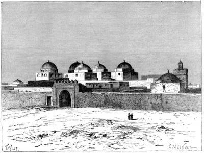 The Mosque of the Swords, Kairwan, C1890