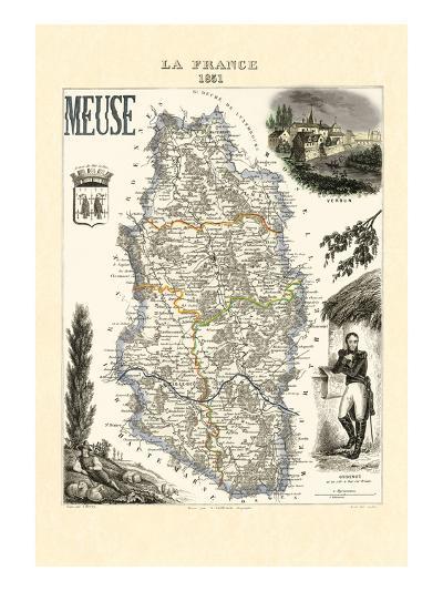 Meuse-Par M. Vuillemin-Art Print