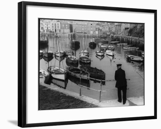 Mevagissey--Framed Photographic Print
