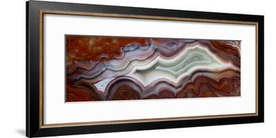 Mexican Crazy Lace Agate-Darrell Gulin-Framed Photographic Print