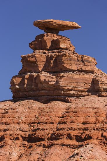 Mexican Head Rock, Utah, Usa-Rainer Mirau-Photographic Print