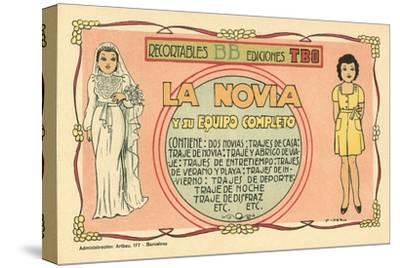 Mexican Paperdolls, La Novia