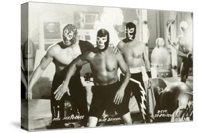 Mexican Wrestlers, Photo