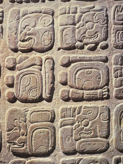 Mexico, Chiapas State, Palenque--Giclee Print