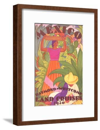 Mexico Poster, Orozco-esque