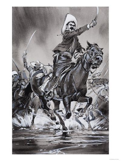 Mexico's Unfinished Revolution--Giclee Print