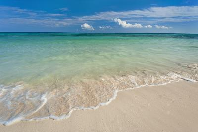 Mexico, Yucatan, Sandy Beach and Turquoise Sea-Tetra Images-Photographic Print