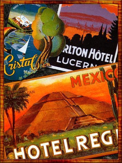 Mexico-Kate Ward Thacker-Giclee Print