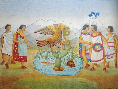 Mexico--Giclee Print