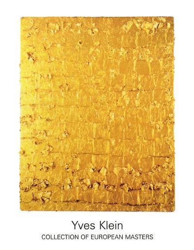 MGB, 1962-Yves Klein-Art Print