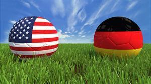 USA-Germany by mhristov