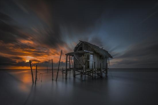 Mi Casa en el Mar-Moises Levy-Photographic Print