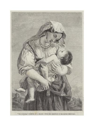 Mia Carissima--Giclee Print