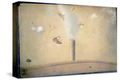 Smoke Stack and Flying Sheep