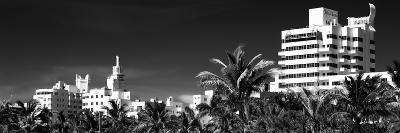 Miami Architecture - Miami Beach - Florida-Philippe Hugonnard-Photographic Print