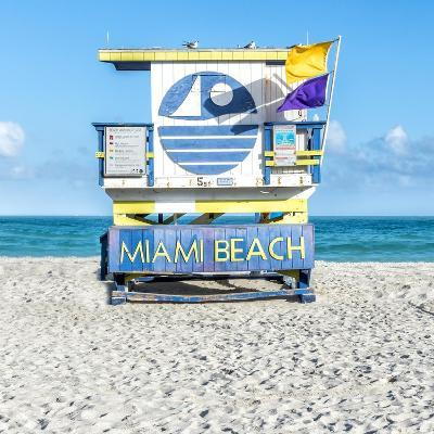 Miami Beach II-Richard Silver-Art Print