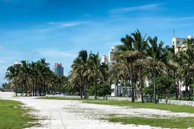 Miami Beach - South Beach - Florida-Philippe Hugonnard-Photographic Print