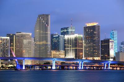 Miami, Florida-Jumper-Photographic Print