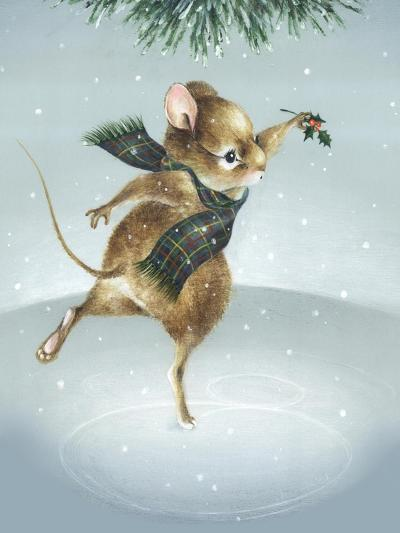 Mice Capades-Peggy Harris-Giclee Print