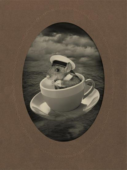 Mice Series #4-J Hovenstine Studios-Giclee Print